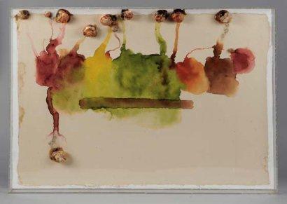 Claude Gilli - Escargots peintres